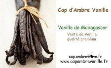 Cap d'Ambre Vanille