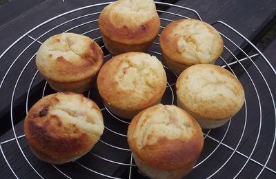Muffins coeur café