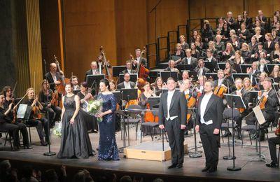 3 mars 2017 - Stabat Mater (Rossini) au théâtre des Champs Elysées.