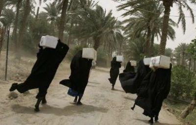 Le 25 veuves de Moufida