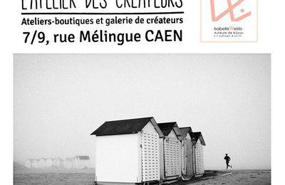 """Isabelle Piriou dans l'atelier-boutique """"Éphémère"""" du 10 au 18 juin"""