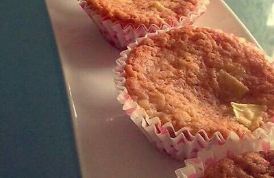 muffins moelleux pommes speculoos