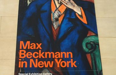 Max Beckmann in New York. Metropolitan Museum of Art