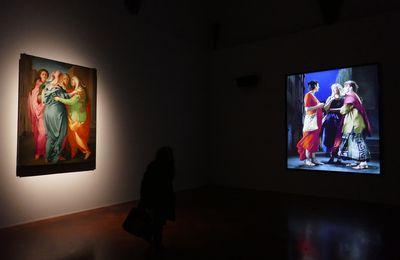 Bill Viola, homme de la Renaissance ?Immersion à Florence, Palais Strozzi. Bill Viola, uomo delRinascimento ? Ritorno a Firenze, Palazzo Strozzi.