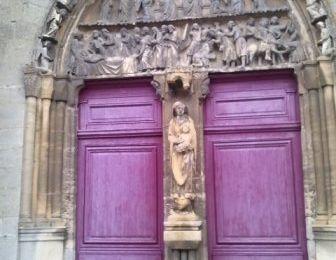 Mouzon - Abbatiale Notre Dame