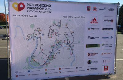 Marathon de Moscou