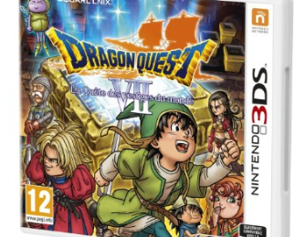 Dragon Quest VII passe à 30 boules !