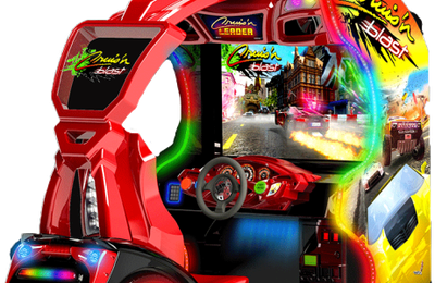 Cruis'N de retour en arcade !