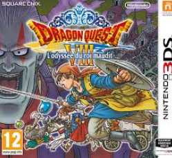 [TEST] Dragon Quest 8 / PS2 & 3DS