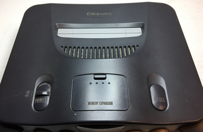[BROCANTE] Collection Nintendo 64 en vente