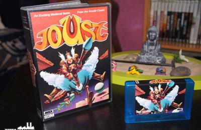 Joust porté sur MSX !