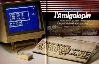 [C'ETAIT IL Y A 30 ANS] TILT casse l'Amiga 500