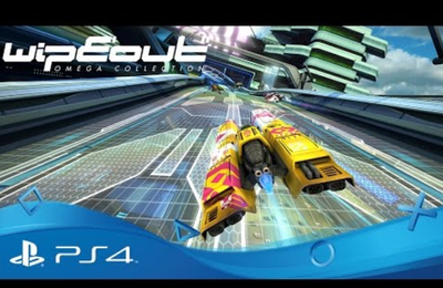 {CONCOURS] Gagnez WipEout Omega Collection sur PS4