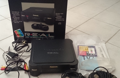 [BROCANTE] Une 3DO Panasonic en vente !