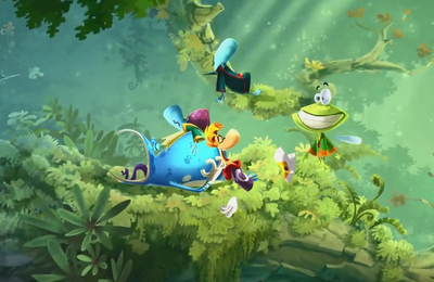 [SPEEDTESTING] Rayman Legends / Switch