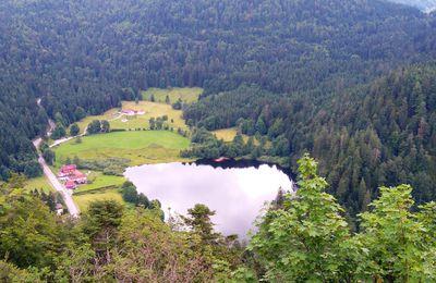 Mercredi 26 juillet - Randonnée vers les lacs de Retournemer et Longemer