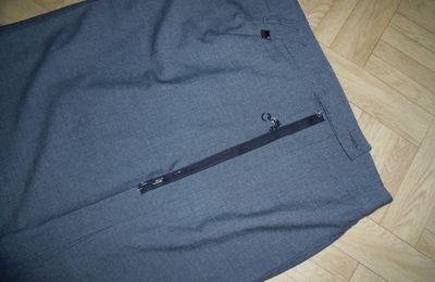 Retaillage d'une jupe Cop pour une copinaute.......