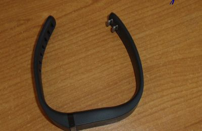 """Un bracelet pour ma """"boite noire""""..."""