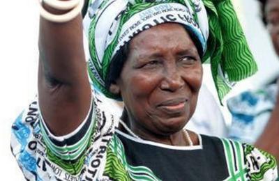La vicepresidenta de Zambia, Inonge Wina lamenta desigualdades en África.