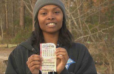 Marie Holmes: Una desempleada, gana 564 millones de dólares en lotería.