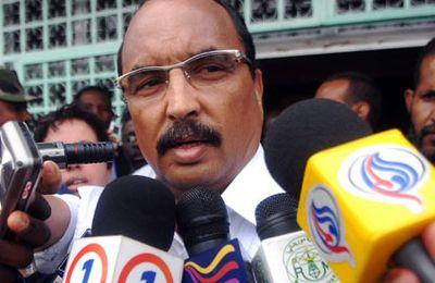El presidente mauritano rechaza aspirar a un tercer mandato.