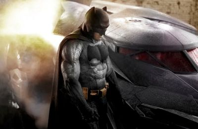 Batman avec Ben Affleck aura son film solo en 2019