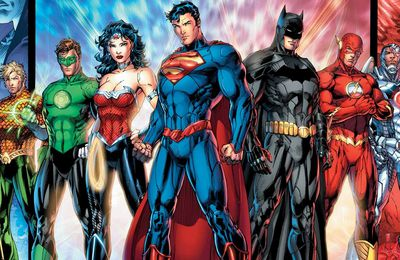 10 films DC jusqu'en 2020 : Justice League, Flash, Aquaman, Wonder Woman…
