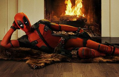 Deadpool : photo officielle du costume !