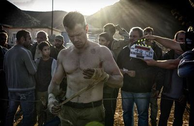 Jason Bourne 5 : première photo avec Matt Damon sur le tournage
