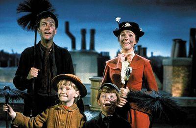 Une suite de Mary Poppins se prépare chez Disney