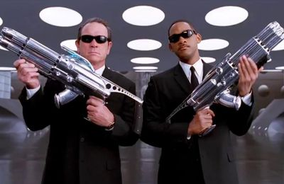 Bientôt une nouvelle trilogie Men in Black mais sans Will Smith ?