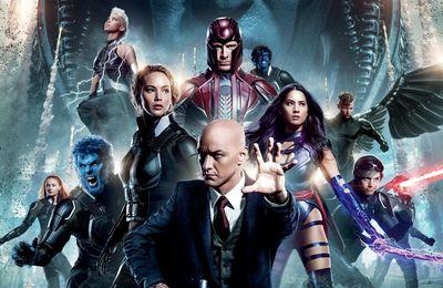 X-Men Apocalypse : deux suites seraient déjà prévues