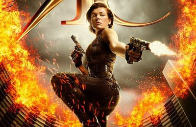 Resident Evil : The Final Chapter - Bande Annonce VO