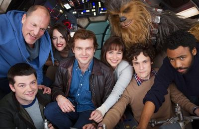 Star Wars : photo du casting du spin-off Han Solo