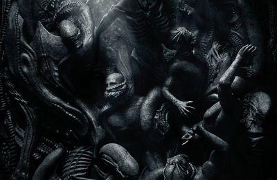 Alien Covenant dévoile une affiche funèbre et somptueuse