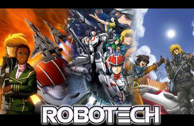 Le réalisateur de Ça s'occupe d'un film live Robotech !