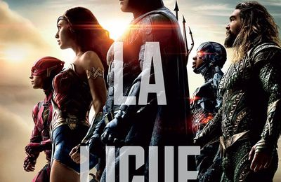 Justice League - Bande Annonce 2 VO
