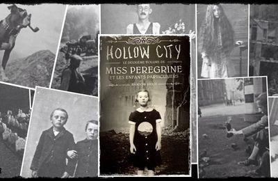 Hollow City - Miss Peregrine et les enfants particuliers T2 - Ransom Riggs