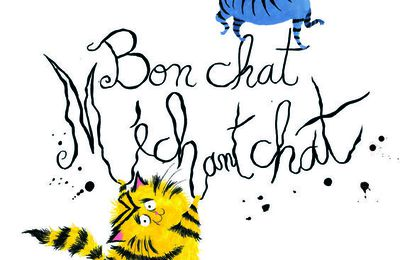 Bon chat, méchant chat - Yann Walcker