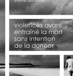 Violences ayant entraîné la mort sans intention de la donner - Etienne Deslaumes