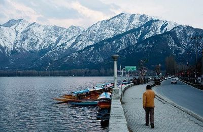 Kashmir Dal Lake in Pictures