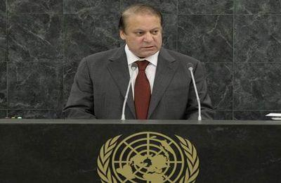 وزیر اعظم اقوام متحدہ میں؟