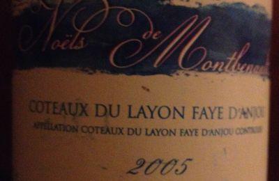 R Leroy - Les Noels de Montbenault liquoreux 2005