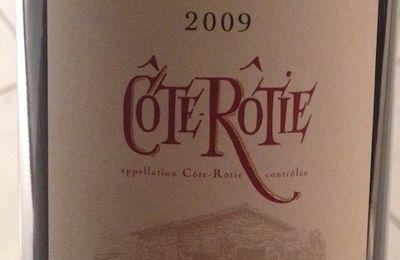 Vernay Roland et Gisele - Cote Rotie 2009