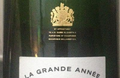 Bollinger - Grande année 2002 Champagne