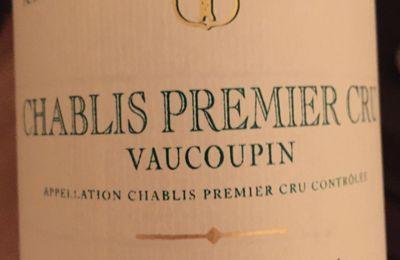 G. Picq - Chablis Vaucoupin 2013