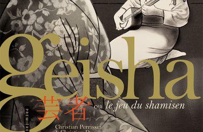 Geisha ou le jeu du shamisen, la longue quête de l'art du raffinement