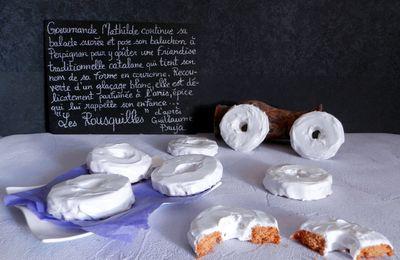 Les Rousquilles d'après Guillaume Pruja (Perpignan)