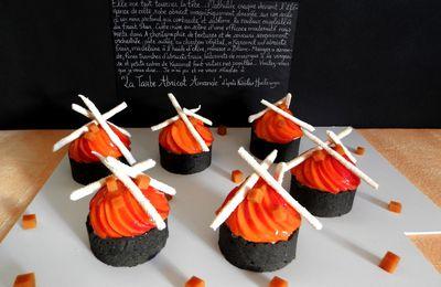 La Tarte Abricot Amande d'après Nicolas Haelewyn