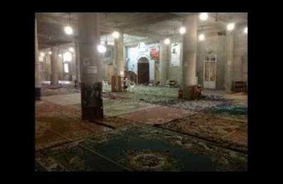 الشيخ سعيد هدنة رحمه الله - صلاة المغرب بمسجد الأنصار درارية -10 03 2013